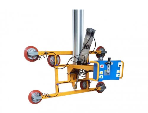 Pneumatic Glass Lifter -Tilter 90°