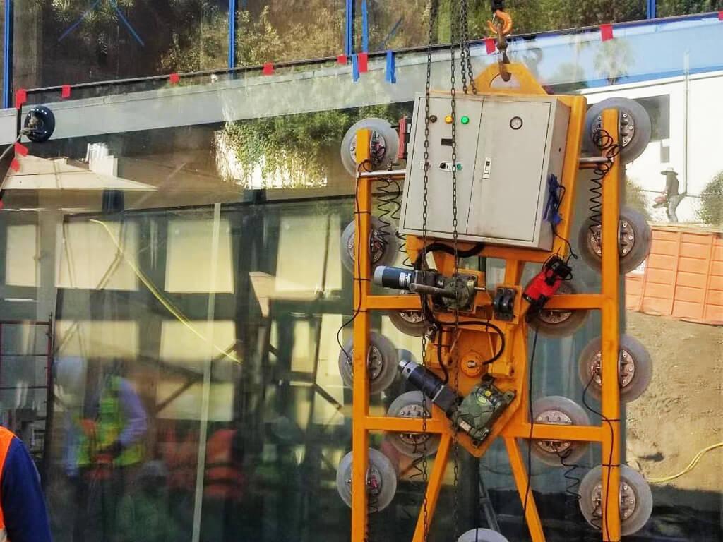 Electric Glass Lifter SH XE12 10 9