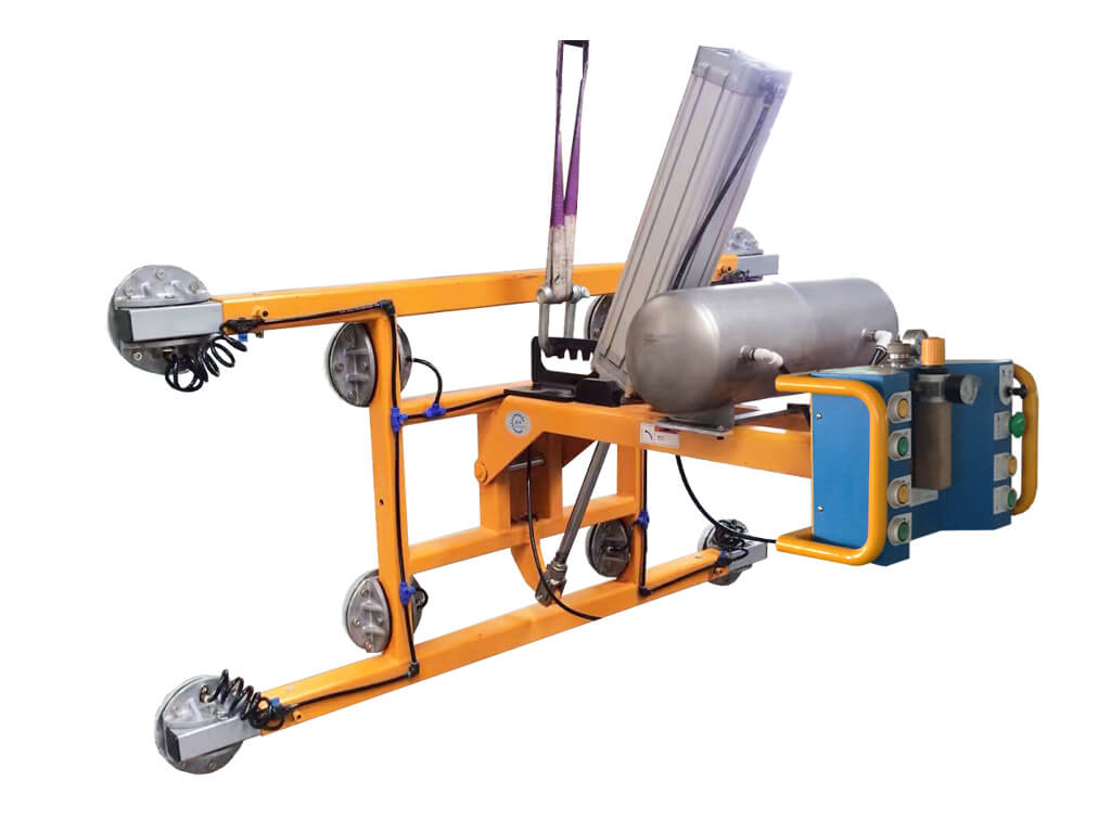 Vacuum Lifter For Textured Glass 4
