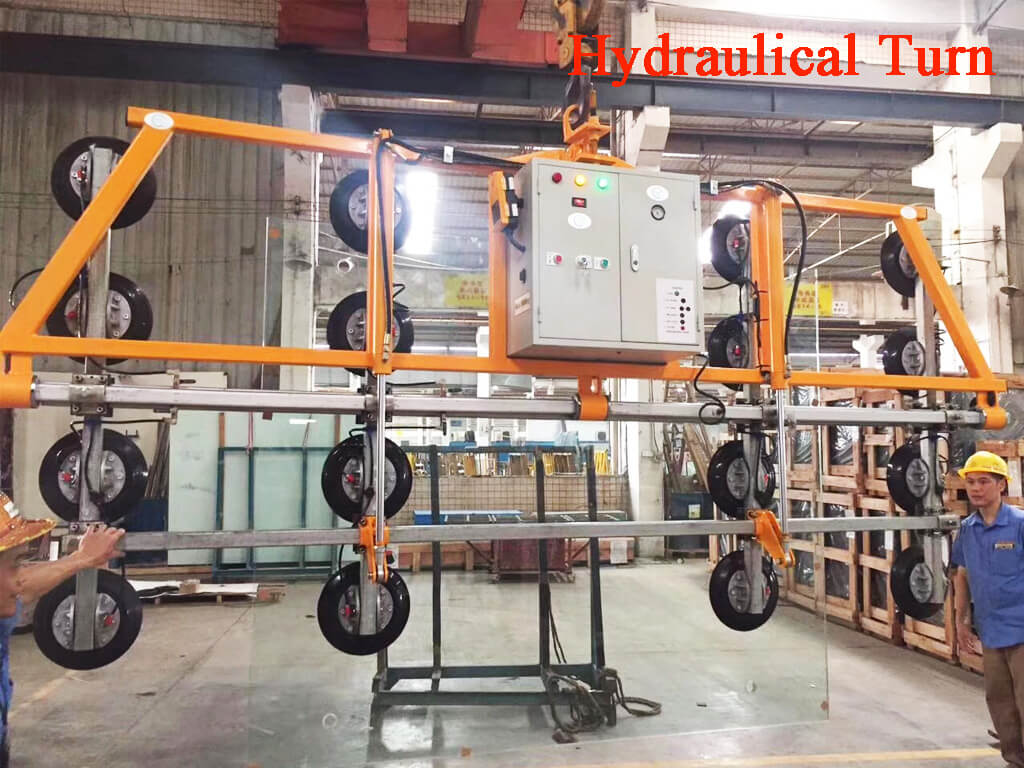 Electric Glass Lifter SH ET 5
