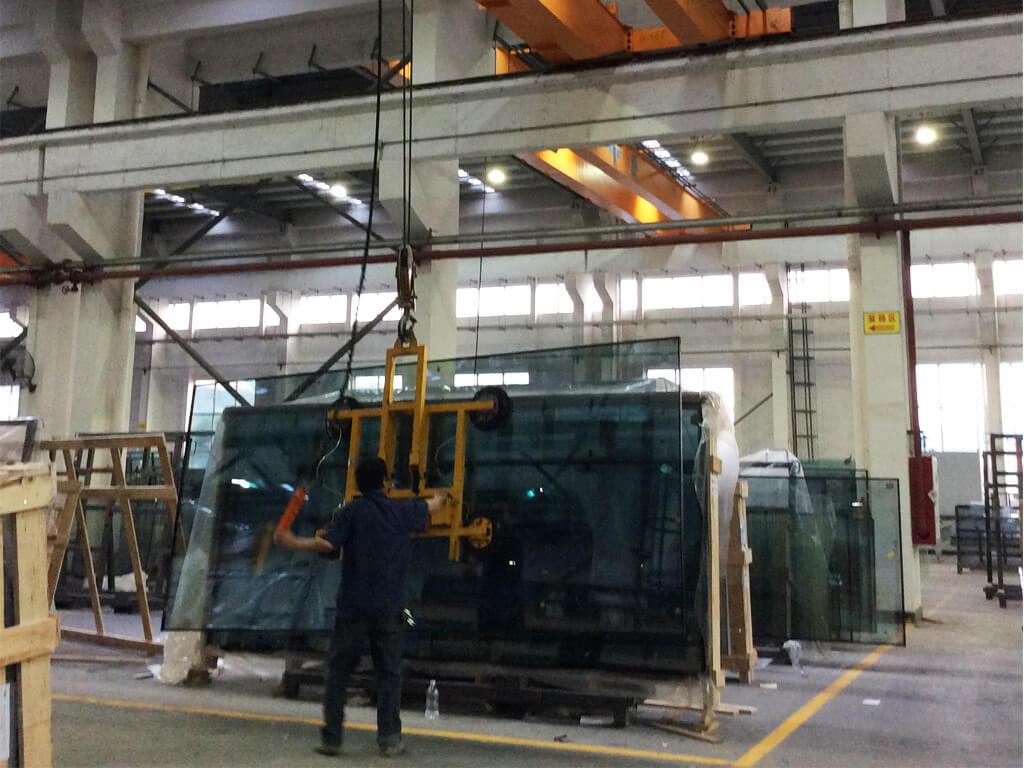 Electric Glass Lifter SH HQ6 05 4