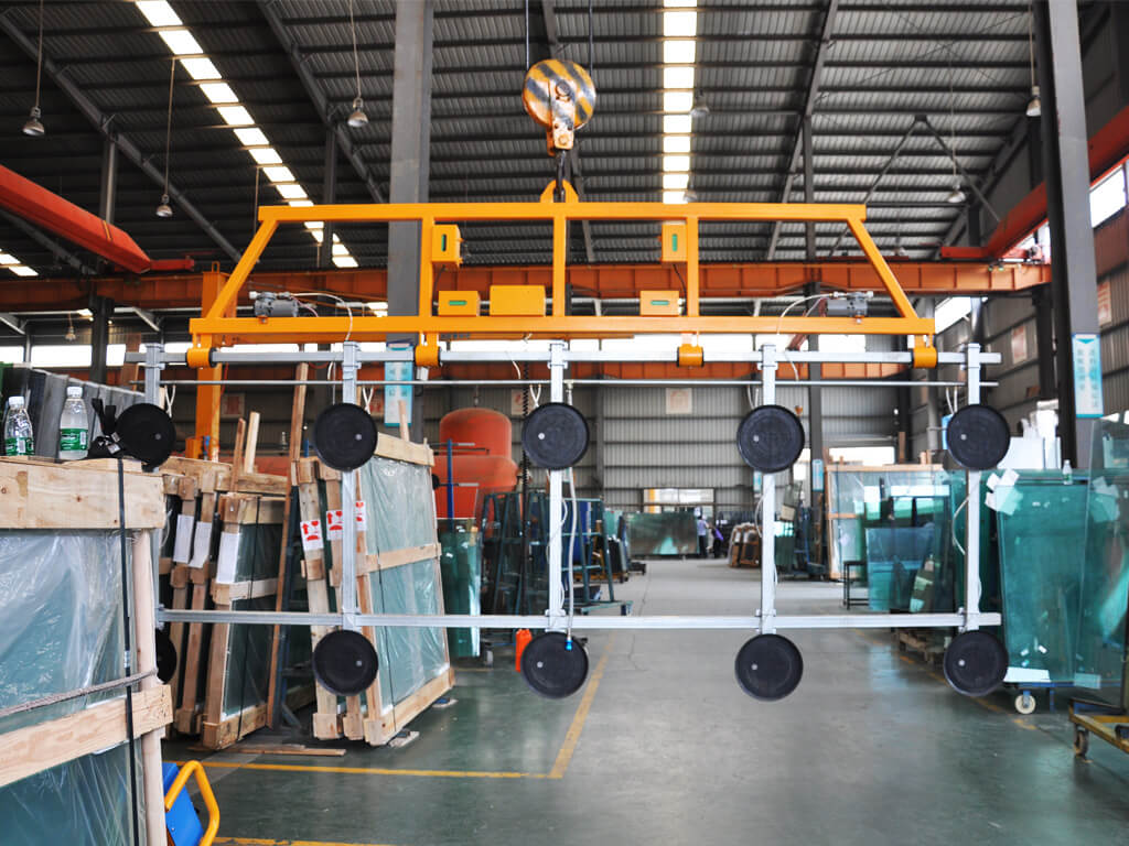 Electric Glass Lifter Vertical Lifting 4