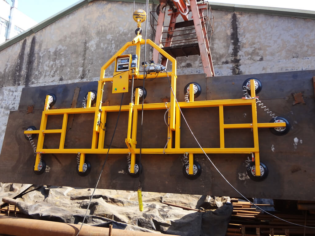 Heavy Duty Vacuum Lifting Equipment 5
