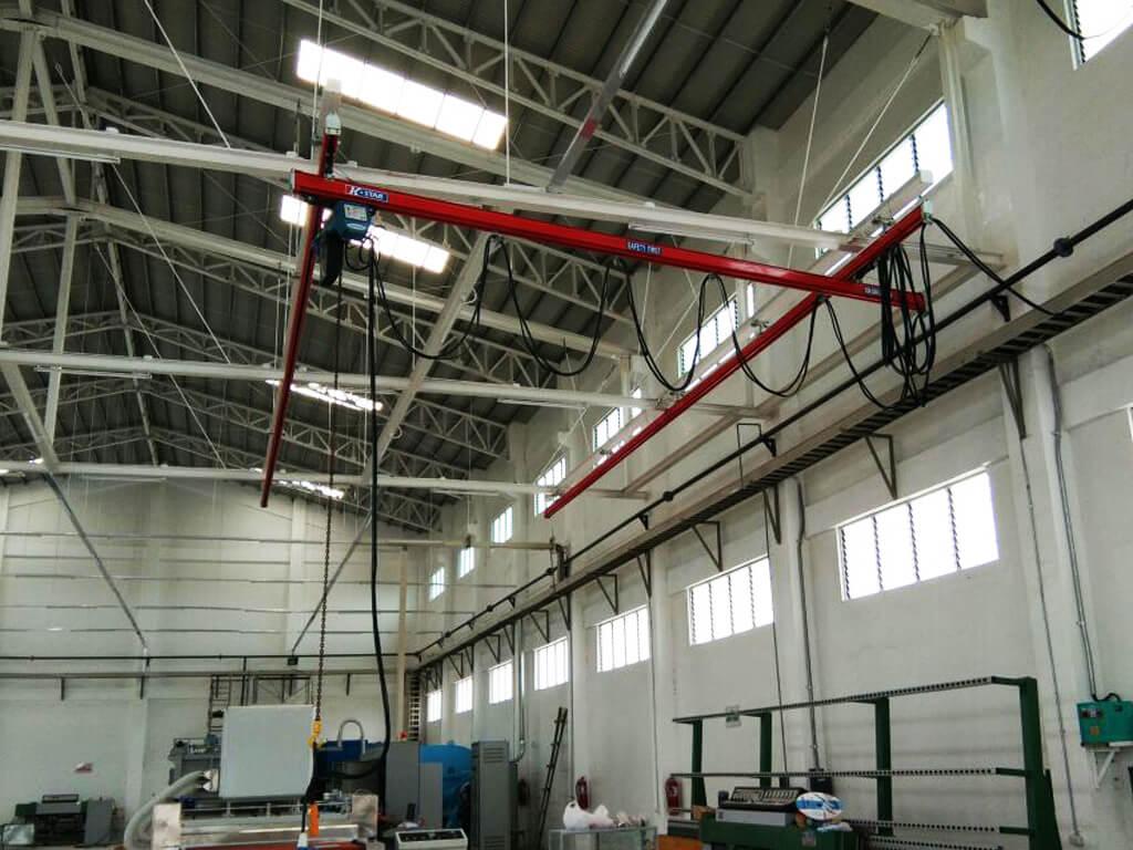 KBK Light Crane 9