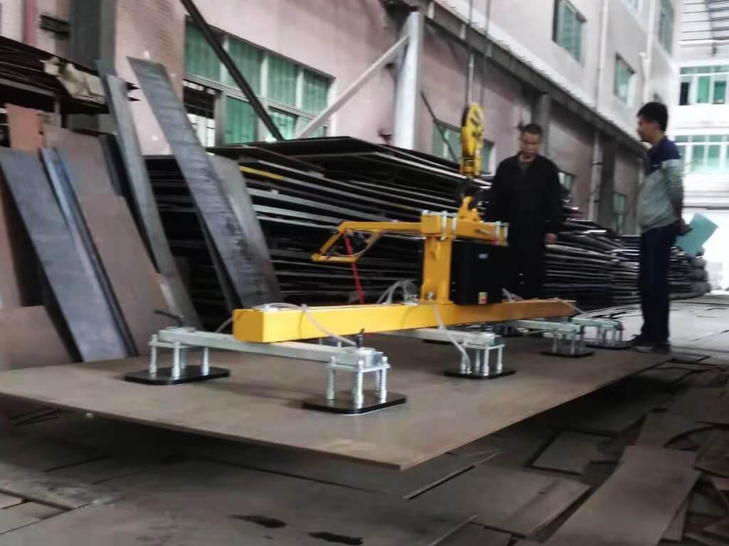 Large Metal Plate Vacuum Lifter 5