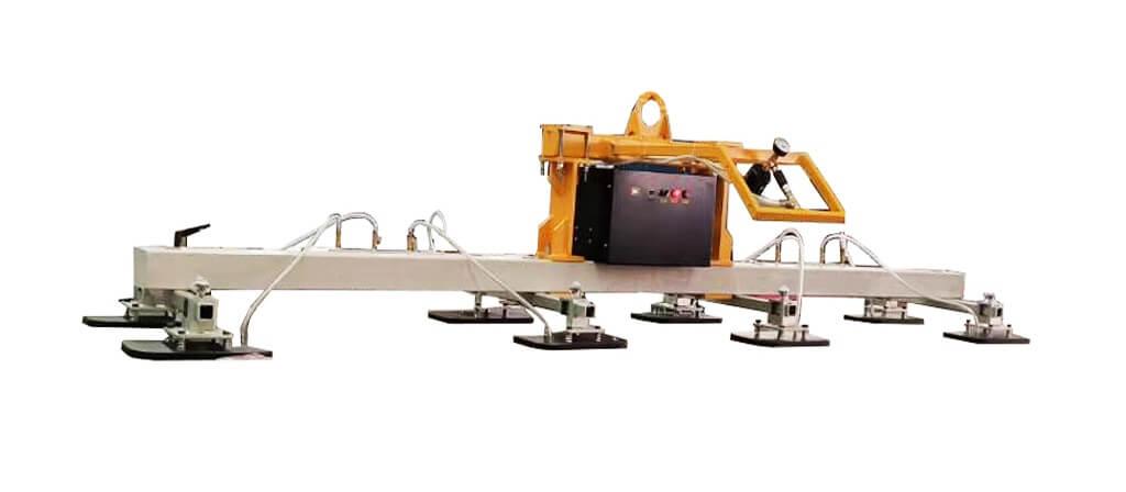 Large Metal Plate Vacuum Lifter 8