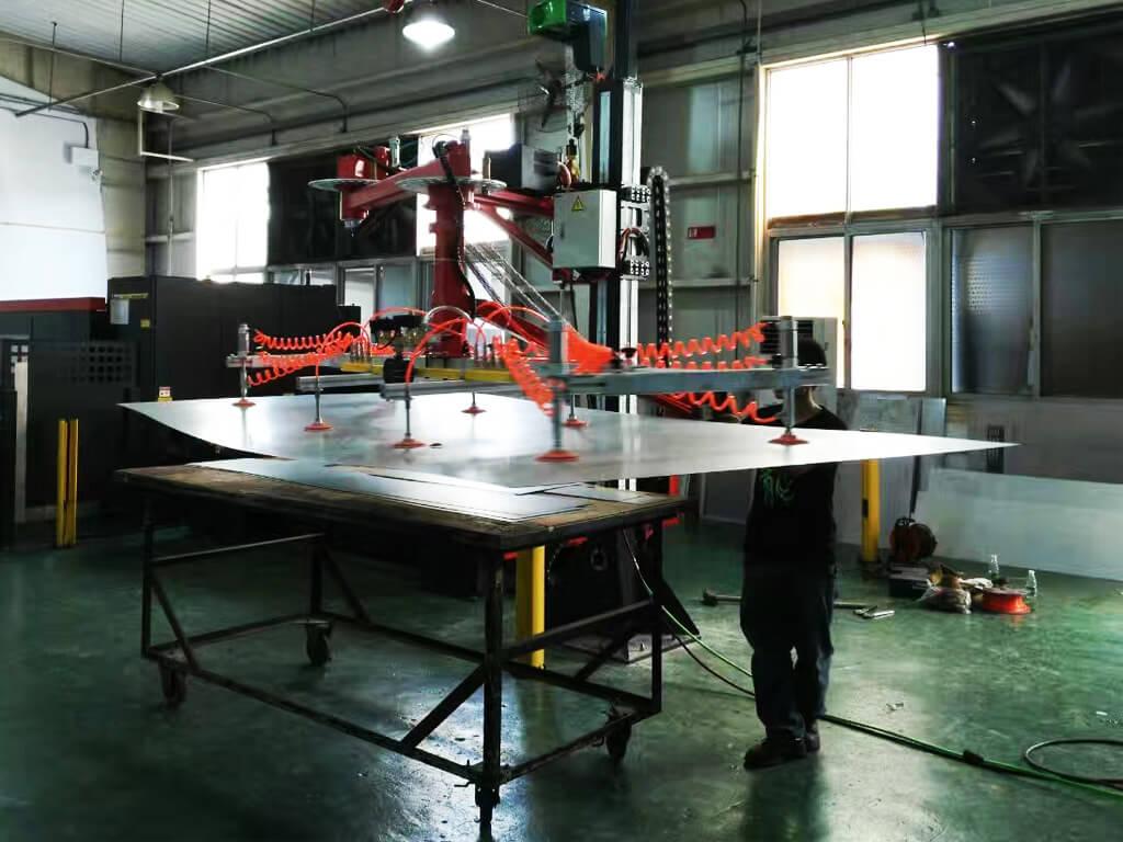 Metal Plate Vacuum Lifter 3