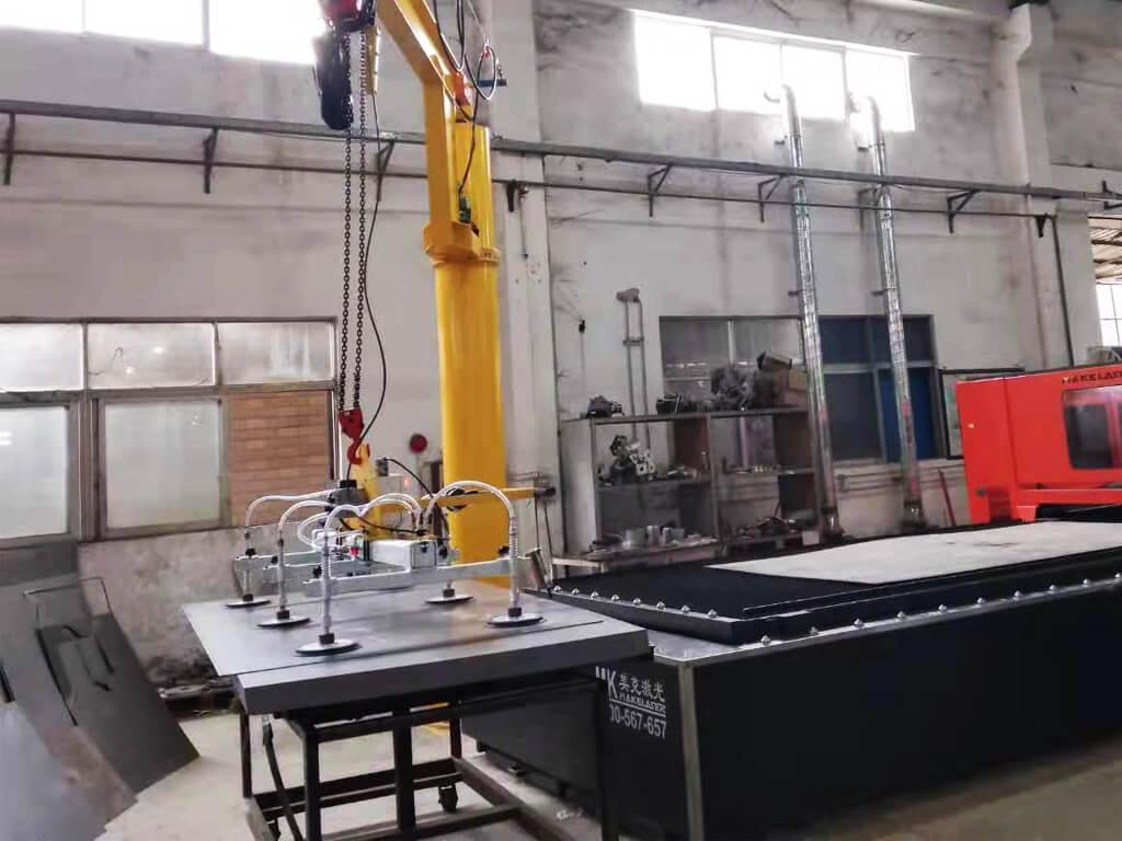 Metal Plate Vacuum Lifter 4