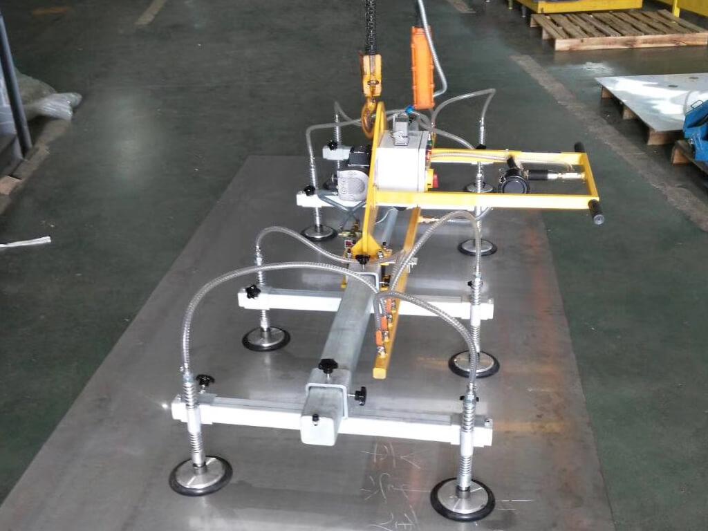 Metal Plate Vacuum Lifter 6