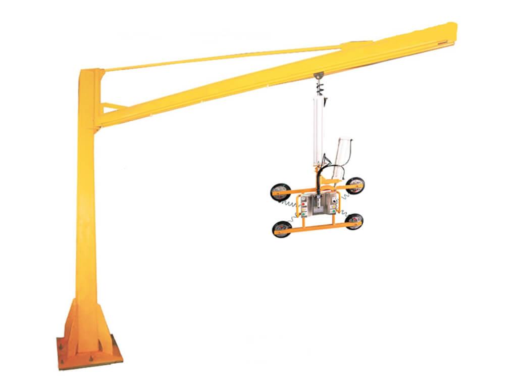 Pillar Jib Crane 2