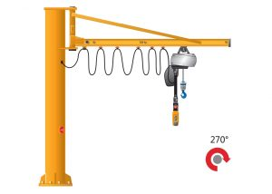 Pillar Jib Crane 4