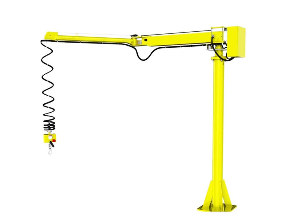 Pillar Jib Crane 6