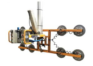 Pneumatic Lifter For Slabs And Tiles Polishing