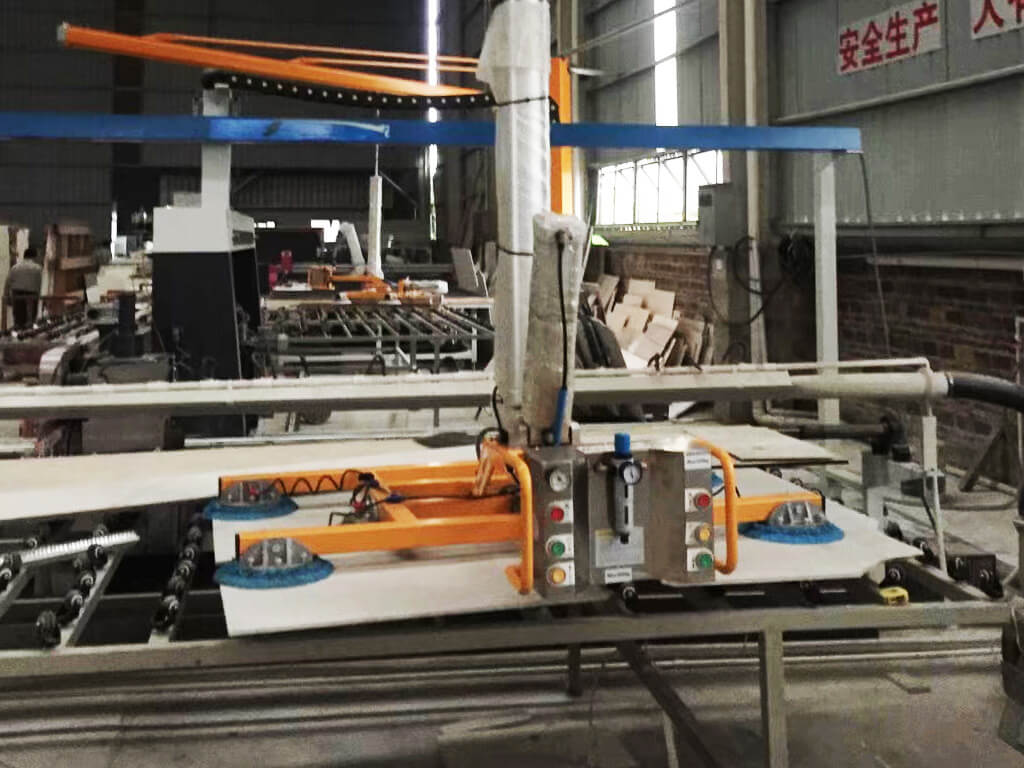 Pneumatic Lifter For Slabs And Tiles Polishing 5