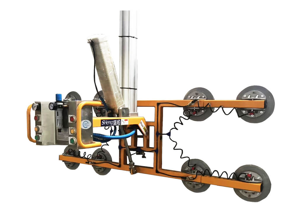 Stone vacuum lifter, slab lifter, stone lifting equipment