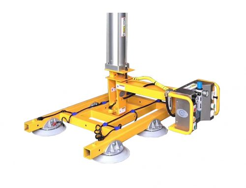 Air-powered Steel Plate Lifter