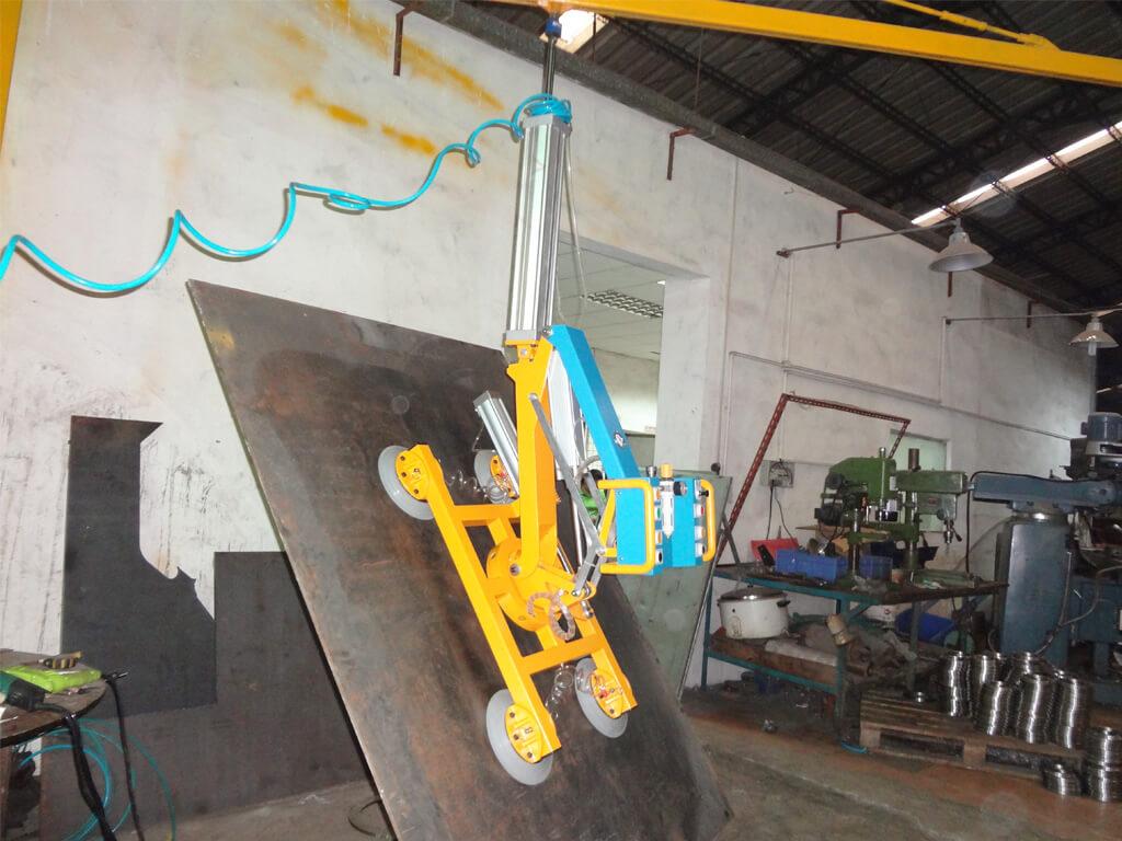 Pneumatic Metal Lifter 5