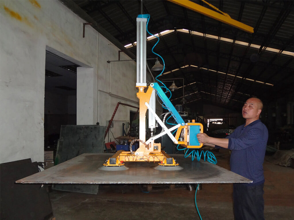 Pneumatic Metal Lifter 6