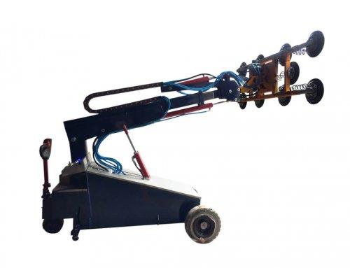 Stone Robot Manipulator
