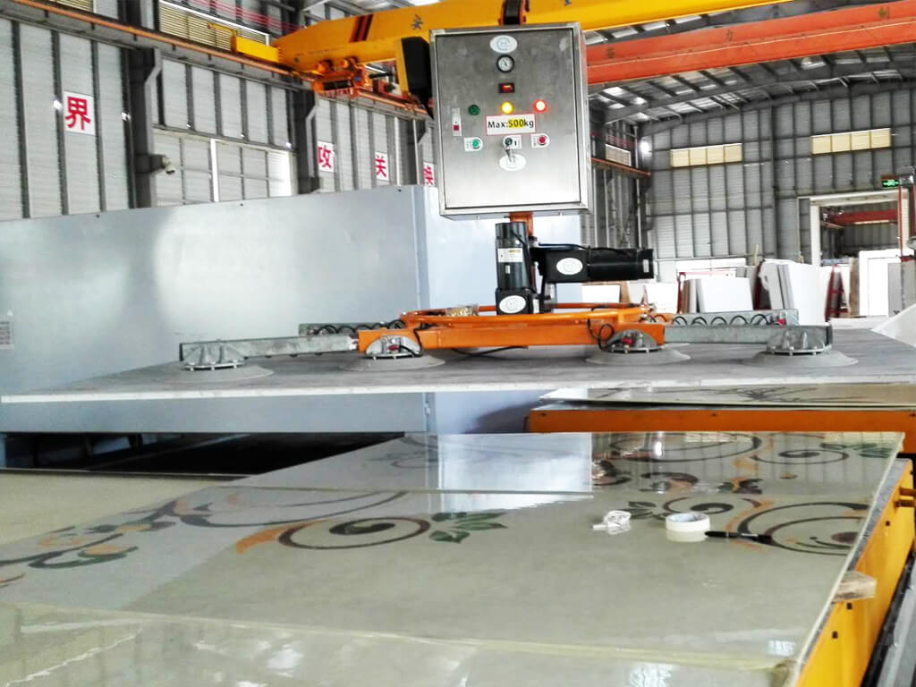 Vacuum Lifter For Stone Slabs And Ceramic Tiles 5