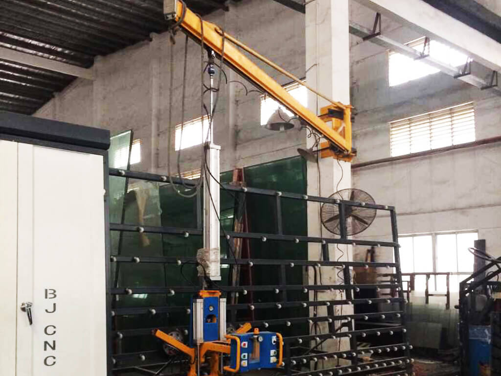 Wall Mounted Slewing Crane 1