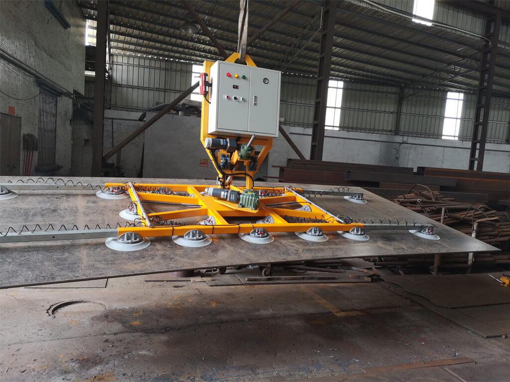 DC Powered Metal Plate Vacuum Lifter 1000kg