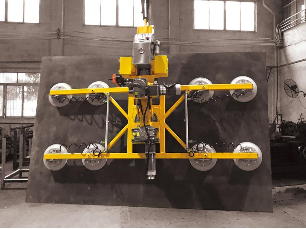 DC Powered Metal Plate Vacuum Lifter 500kg