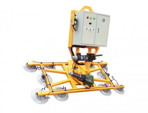 DC-powered Metal Sheet Lifter