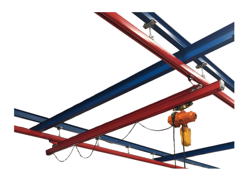 KBK light crane, slewing jib crane, overhead crane