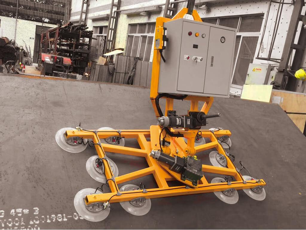 Metal Plate Vacuum Lifter 800kg