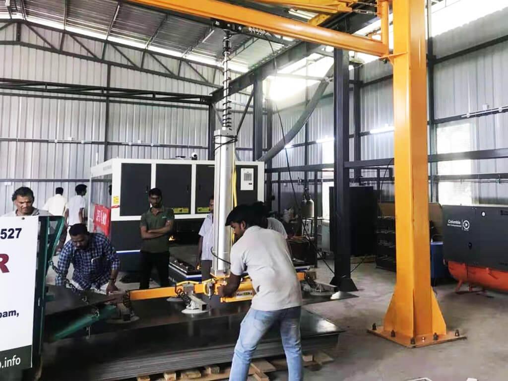 Pneumatic Metal Lifter