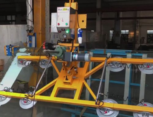 Battery Glass Lifter Used in the Plant