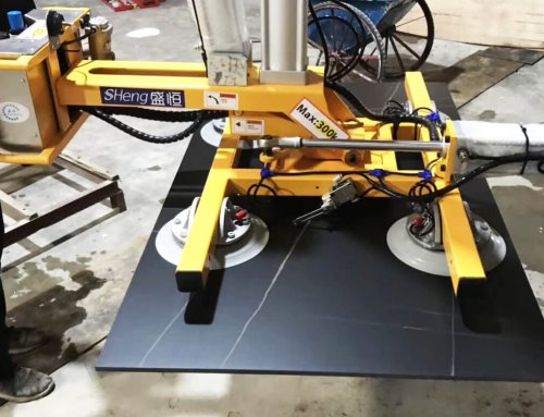 Buy Again: Slab Lifter for Water-jet Cutting