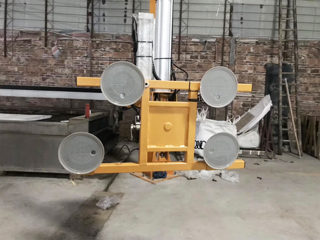 Slab Lifter For Water Jet Cutting 3